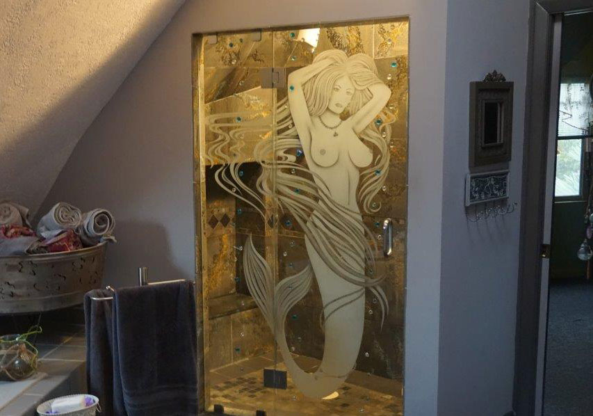 10 Years Of Trust Amp Referrals For Etched Glass Front Doors